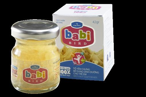 Nước yến trẻ em Babi Bird – 42gr