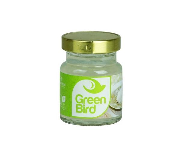 Quà tặng Sức Sống Green Bird hộp 8 món yến