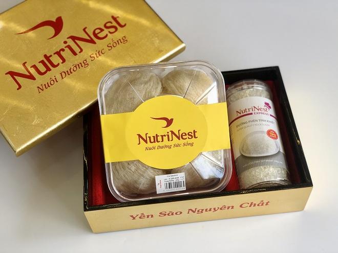 Yến Nguyên Tổ 100g – NutriNest