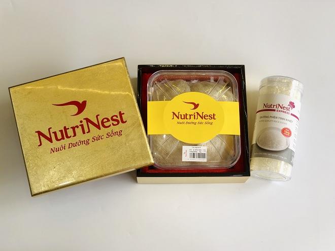 Yến nguyên tổ 50g - NutriNest