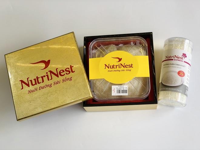 Yến nguyên tổ đặc biệt 50g - NutriNest